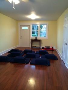 New practice space
